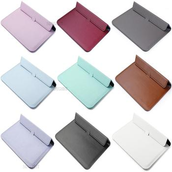 New Luxury Laptop Sleeve Bag For Macbook Air Pro Retina 11 12 13 13.3 15 16 inch bags Case for Mac book Air 13 A1932 A2179 case huevm leather sleeve bag stand cover for apple macbook air retina 11 12 13 15 laptop case for new pro 13 3 inch air 13 3 inch