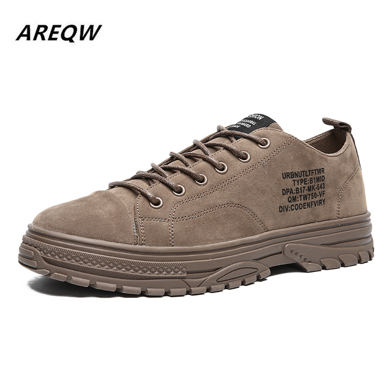 Mens Shoes 2019 Spring Summer Male Sneakers Leather Fashion Man's Casual Shoe Leisure Footwear Soft Comfortable