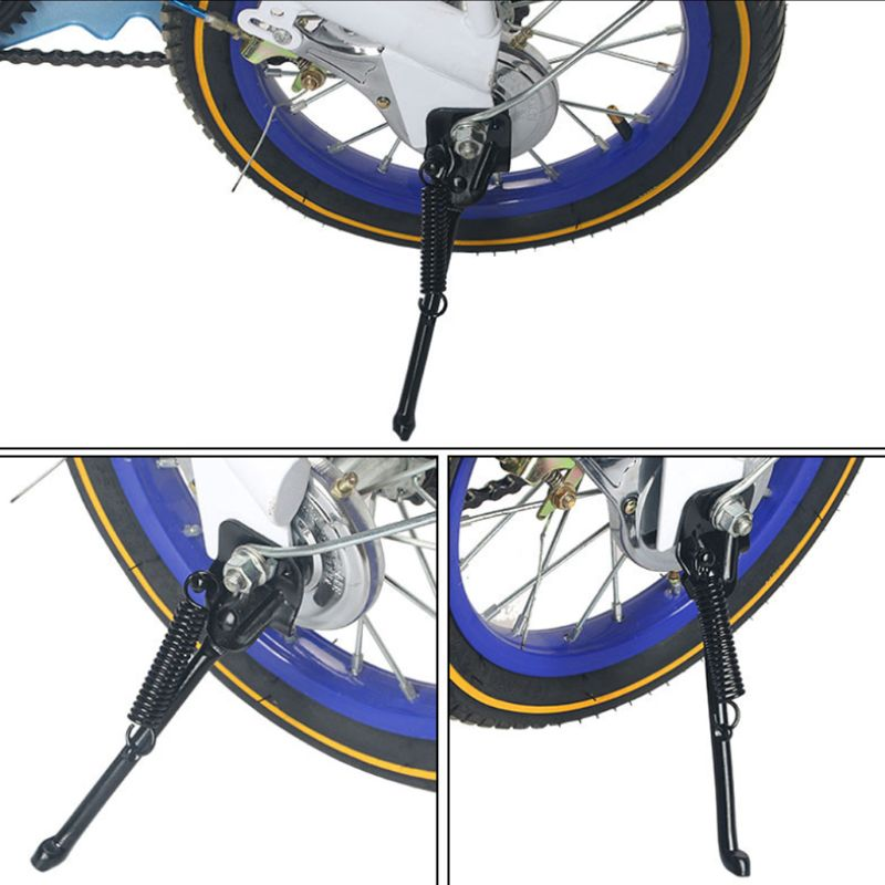 12-20Inch Children Bike Side Kickstand Foot Kid Bicycle Stand Support Foot Brace