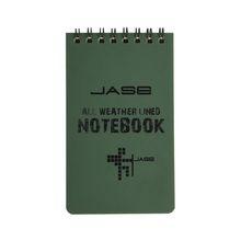 1 PC Tactical zeszyt na każdą pogodę wodoodporny papier do pisania na każdą pogodę tanie tanio CN (pochodzenie) Paper about 50 Sheets app 12 7x7 6cm 5x2 99in