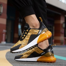 Spring/Autumn Sports Shoes Men Comfortable Running Sneakers