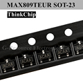 (20 шт.) MAX809TEUR SOT-23 MAX809 SMD MCU Monitor IC (маркировка ACAA)