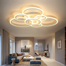 Artn Modern LED Chandelier Creative living room lights Chandeliers lighting for Bar Restaurant ceiling lamp lustre lampadario