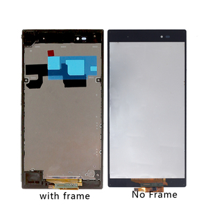 Image 2 - For SONY Xperia Z Ultra LCD Touch Screen Digitizer For SONY Xperia Z Ultra Display XL39h XL39 C6833 Screen LCD Display Parts