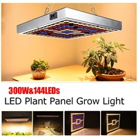 Growing Lamps 300W Full Spectrum Plant Lighting Growing light LED Grow Light Fitolampy For Plants Flowers Seedling Cultivation