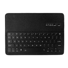 Wireless Bluetooth Keyboard Smart Shockproof Case Business Cover Case for Samsung Galaxy Tab S5E 10.5Inch Sm-T720 Sm-T725 wireless bluetooth keyboard case cover for galaxy tab p1000
