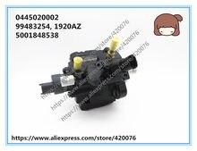 Bomba de combustível diesel genuíno e brandnew 0445020002, 2995492, 99483254, 1920az, 5001848538, 0986437501