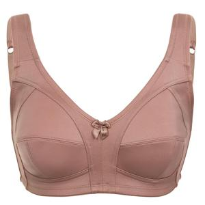 Image 5 - DELIMIRA Womens Non Padded Wire Free Comfort Lift Full Coverage Support Plus Size Bra
