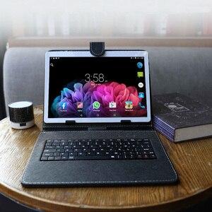 Image 5 - Tablette Pc de 10.1 pouces, Android 7.0, Google Play, 3G, appels téléphoniques, double carte SIM, wi fi, GPS, Bluetooth 2,5d, écran en verre trempé
