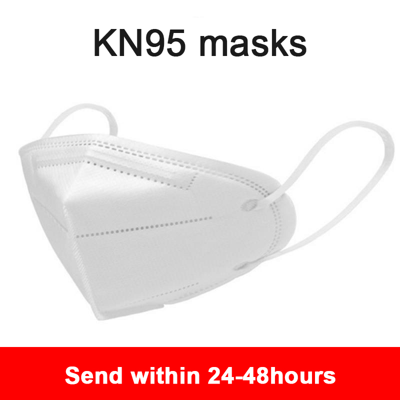Reusable KN95 Mask - Valved Face Mask N95 Protection Face Mask FFP1 FFP2 FFP3 Mouth Cover Pm2.5 Dust Masks 6 Layers Filter TSLM2