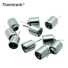 Connector-Wire-Connector Converters Tv-Pal-Cable-Adapter Coax Welding-Tv Plugs Tv Female