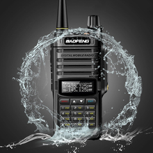 Baofeng UV 9R Plus 10W IP68 Walkie Talkie กันน้ำ Dual Band High Power Walky Talky Professional UHF วิทยุ