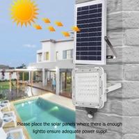 80 LED Outdoor Solar Wall Lamp Motion Sensor Classic Texture Durable Multifunctional Garden Yard Street Path Floodlight
