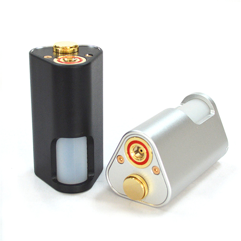 Newest Machete BF Squonker Mech box Mod with 10ml Oil Bottle Tank Dual  18650 Battery vape fit for mtl rda rdta