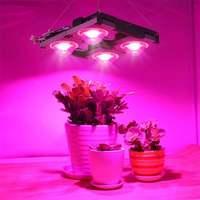 COB LED Grow Light Full Spectrum 400W LED Plant Grow Lamp for Vegetable Flower Indoor Hydroponic Greenhouse Plant Lighting Lamp