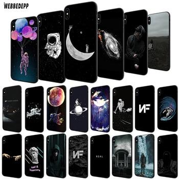 Q11 NF cubierta del teléfono TPU para Apple iPhone 6 6S 7 8 Plus 5 5S SE X XS X MAX funda suave de silicona XR