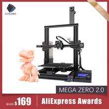 Diy-Kit 3d-Printer Anycubic Touch-Screen Drucker Mega Zero Large Filament Impresora LCD