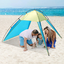 SHELTER Roof-Tent Beach-Umbrella Camping-Tent Ultralight Fishing Outdoor for Hiking as
