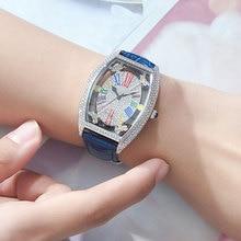 Roman numeral scale retro watches woman quartz watch female hollow leather bracelet watch lady top brand luxury clock waterproof цена 2017