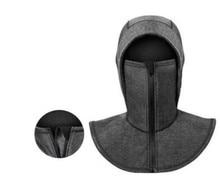 ROCKBROS Bike Face Mask Winter Fleece Thermal Headwear Cycling CapWindproof Skiing Bibs Snowboard Neck Warmer