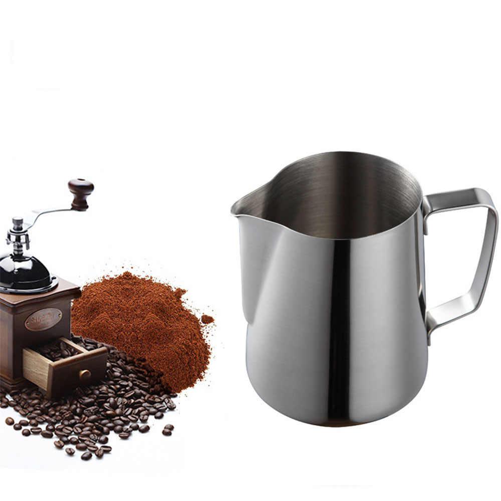 150 ml/350 ml/600 ml/1000 ml สแตนเลสสตีลนม Frother กาแฟ LATTE คอนเทนเนอร์เหยือก Art เหยือกดึงกาแฟถ้วยกาแฟ