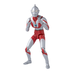 Image 2 - 100% Original BANDAI SPIRITS Tamashii Nations S.H.Figuarts / SHF Action Figure   Ultraman Zoffy Ultra Seven  Jack Taro Ace
