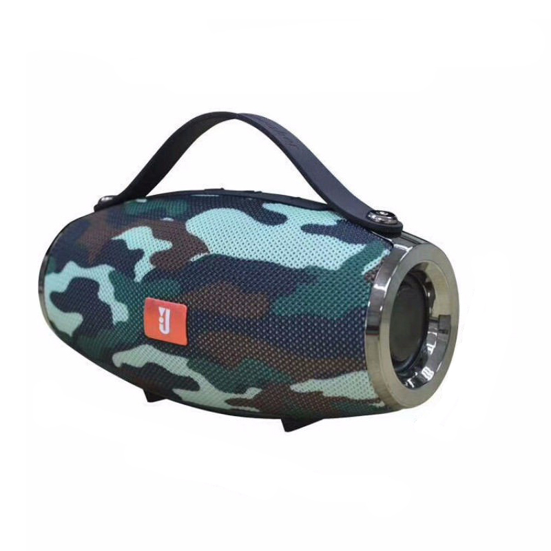 Hi-Fi Boxes Portable Outdoor Louderspeaker Waterproof Sport Bluetooth <font><b>Speaker</b></font> Support TF card FM Radio Super Bass image