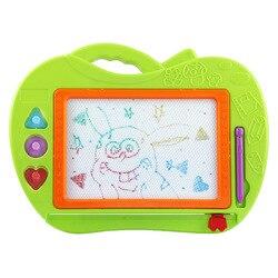 Детская игрушка доска для рисования Магнитный цвет детская письменная доска 1-2-3 лет детская доска 5 младенцев обучающая игрушка