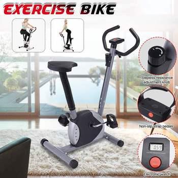 Cyfrowy wyświetlacz Cardio strona główna siłownia Indoor Spinning trening rowerowy rower treningowy dom Spinning rowerowy sprzęt sportowy tanie i dobre opinie SKUE86111