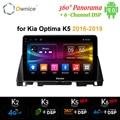 Автомобильный радиоприемник Ownice K1 K2 K3, Восьмиядерный, 10,1 дюймов, Android 9,0, dvd-плеер для Kia K5 Optima 2011, 2015, 2 Гб ОЗУ, 32 Гб ПЗУ
