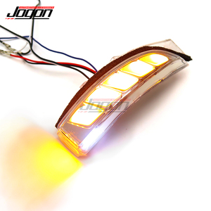 Image 4 - Led Dynamische Blinker Licht Pfütze Lampe Parkplatz Seite Rückspiegel Anzeige Für Toyota CHR C HR AX10 2018 2019 2020 europa