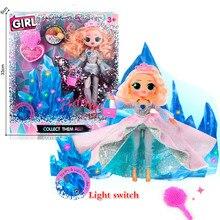 L.O.L. Surprise DIY Crystal Star Lol Surprises Omg Swag Light Toys Hobb