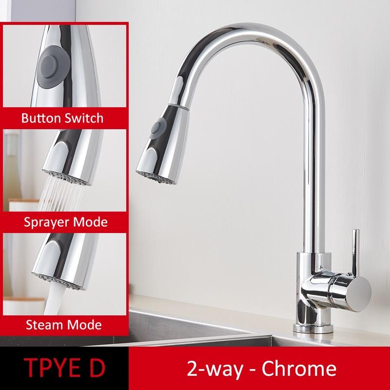 TYPE D Chrome