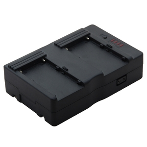 Dual F970/F770 Sony V-Mount Battery Plate For Tilta 5D 7D BMCC BMPCC FS700 Cage