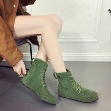 YRRFUOT Women Fashion Shoes Brand Cross-Border Plus Size Fla