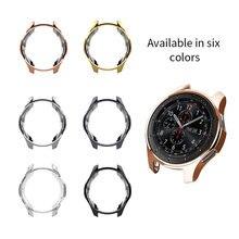 Тонкий чехол для часов samsung galaxy s4 s3 защита на весь экран