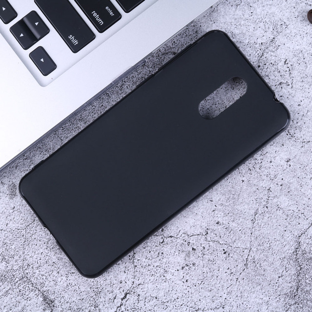 Soft Silicone Phone Case Cover For <font><b>Alcatel</b></font> 1X 2019 <font><b>5008Y</b></font> 5.5