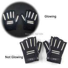 Led-Gloves Nightclubs Stage Bars Performances-Props Select High-Quality