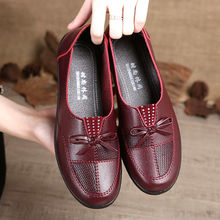 Cheap shoes women leather flats female spring shoes