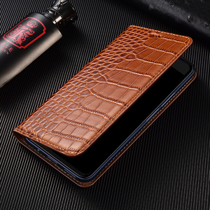 Image 5 - Crocodile Genuine Flip Leather Case For Meizu M3 M3S M5 M6 M6T 15 16 16S 16T 16TH 16XS V8 Pro 7 17 Note 8 9 X8 Plus Lite Cover