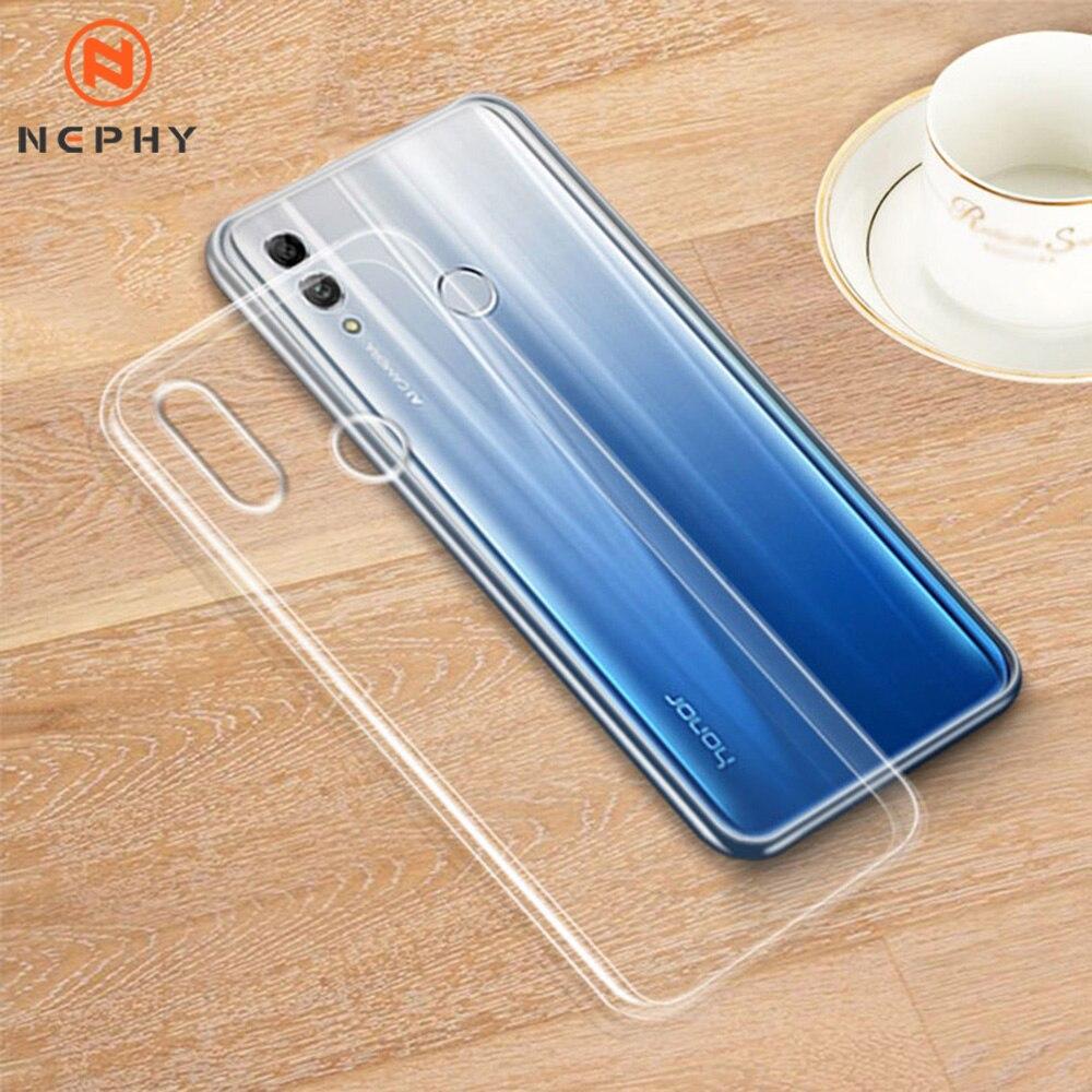 Силиконовый мягкий прозрачный чехол для Huawei P20 P30 P40 Lite Mate 20 30 Pro Honor 10i 20i 10 i 20S Чехол для мобильного телефона задняя крышка Etui противоударный ТП...