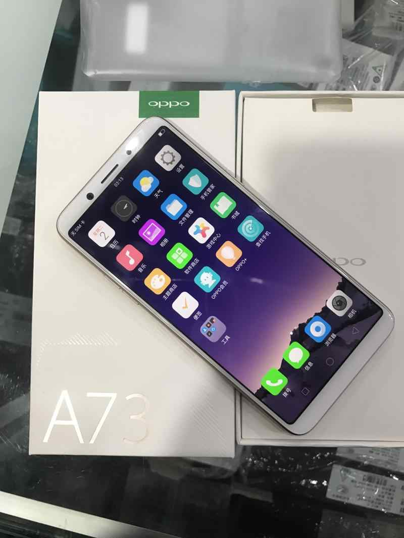 Lager Globale Firmware Oppo A73 Handy MTK6763T Octa Core Android 7,1 6.0