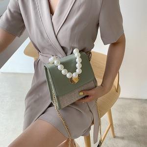 Image 4 - JIULIN Ombro Bolsas femininas Crossbody Saco de Nylon saco Do Mensageiro Da Bolsa Com Zíper Principal Designer sacos À Prova D Água