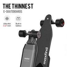 Maxfind electric skateboard longboard