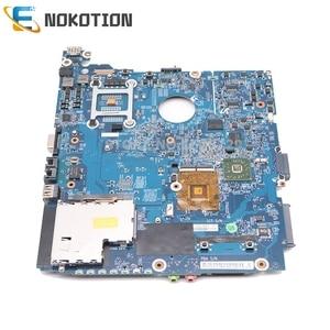 Image 2 - NOKOTION BA92 04641A BA41 00810A עיקרי לוח עבור Samsung NP R20 R20 R25 מחשב נייד האם DDR2 משלוח מעבד מלא עובד