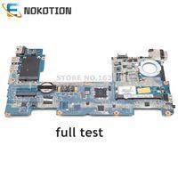 Danm6dmb6d0 rev d placa-mãe do portátil para hp mini 210 2102 608951-001 cpu n455 atom 1.66 ghz ddr3 só mainboard completo testado