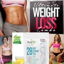 Tea-Bags Detox Reduce-Bloating Teatox Loss-Weight Skinny Tea Gpgp Greenpeople Women And