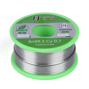 Image 3 - 100g Lead free Solder Wire 0.5 1.0mm Unleaded Lead Free Rosin Core for Electrical Solder RoHs