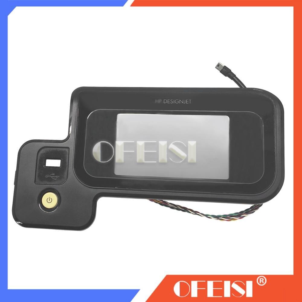 Новая Оригинальная CN727-60015 CN727-67019 сенсорная панель управления для HP Designjet T790 T1300 T2300 T795 HP790 HP1300 HP2300