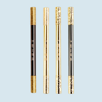 JNMSAUM brand Pure bross metal pen golden roller pen golden cudgel of Monkey King of the  novel Pilgrimage to the West gift pens the journey to decorative the west q version monkey led night light king sun wukong golden cudgell kid cartoon 3d lamp optica